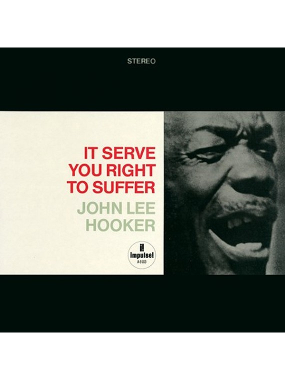 John Lee Hooker  It Serve You Right To Suffer