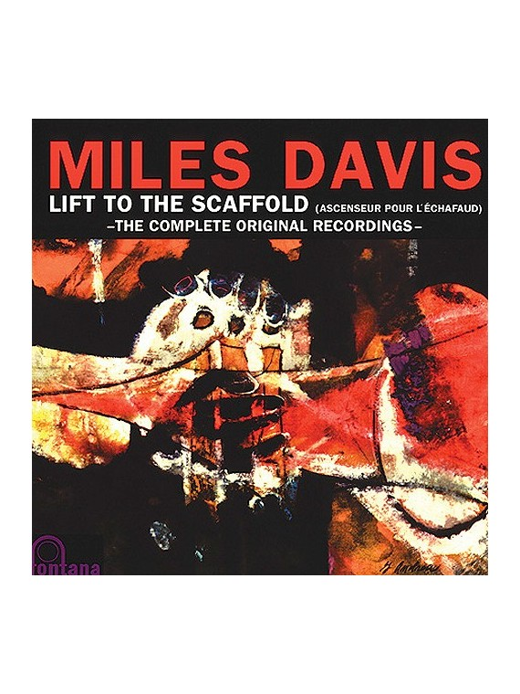 Miles Davis Ascenseur pour l'Échafaud (Lift to the Scaffold)