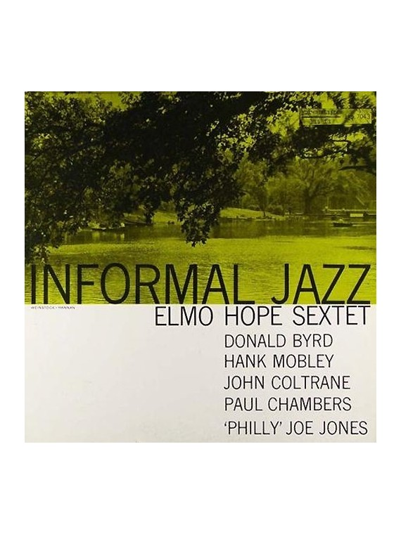 Elmo Hope : Informal Jazz