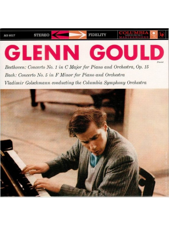 Glenn Gould  The Bach Keyboard Concertos