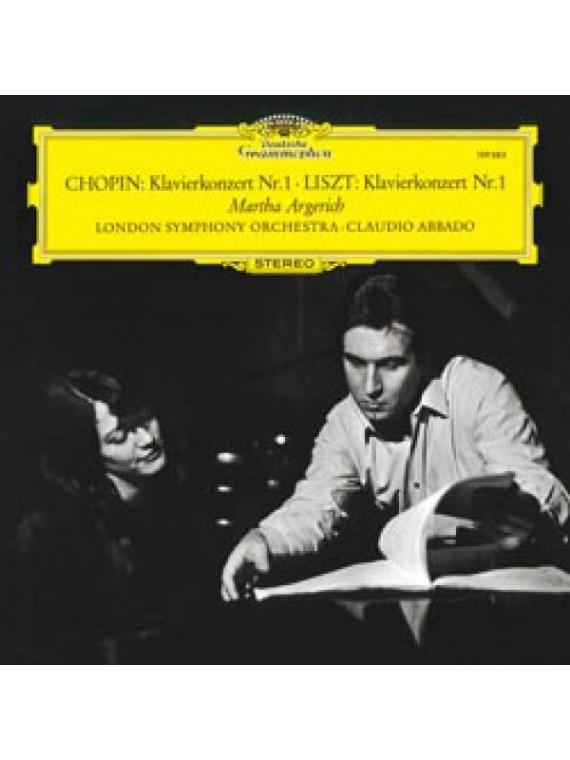 Chopin: Piano Concerto No.1 / Liszt: Piano Concerto No.1 Martha Argerich