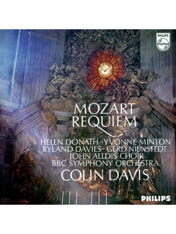 Mozart Requiem Sir Colin Davis