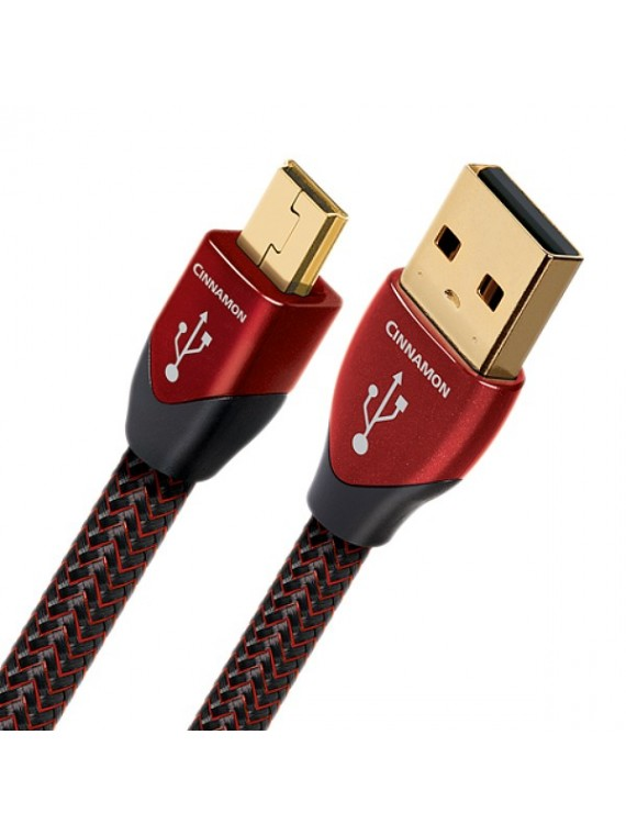 Cinnamon mini USB (0.75m)