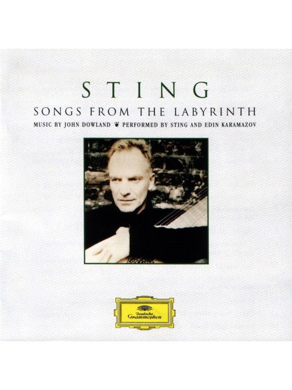 Sting. Songs from the labyrinth