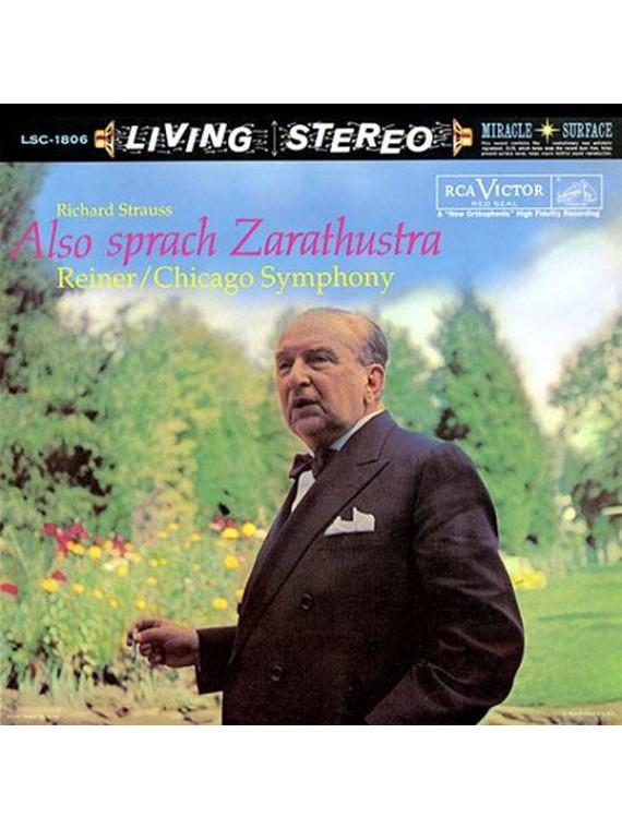 R. Strauss  Also Sprach Zarathustra  Fritz Reiner