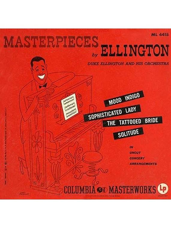 Duke Ellington  Masterpieces By Ellington