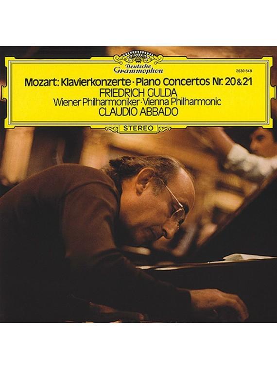 Mozart Piano Concerto No. 20 et 21 Friedrich Gulda Claudio Abbado