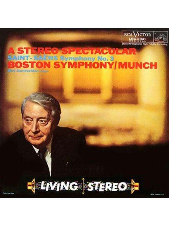 Saint Saens Symphony N°3 Charles Munch