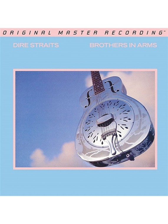 Dire Straits ‎ Brothers In Arms SACD