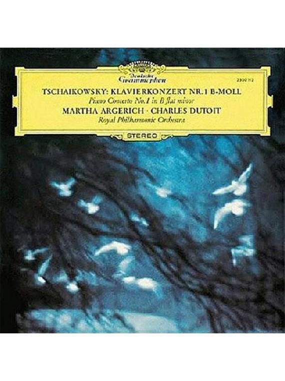 Tchaikovsky: Piano Concerto  N°1 Martha Argerich