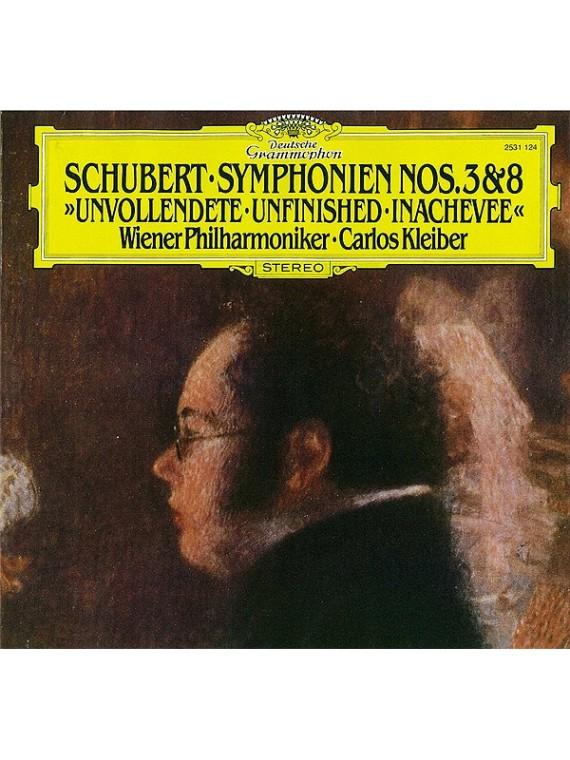 "Schubert Symphonie N°8 ""Inachevée"" Carlos Kleiber"