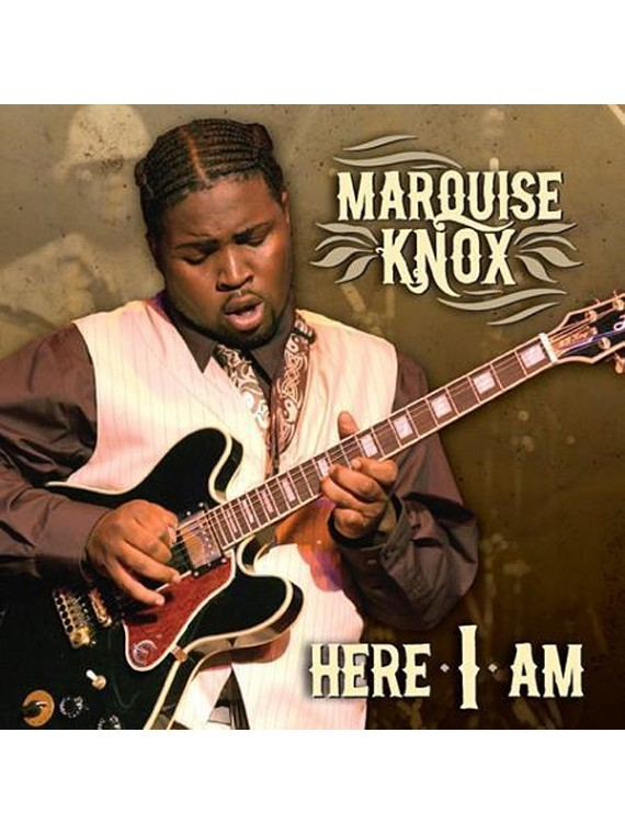 Marquise Knox  Here I Am