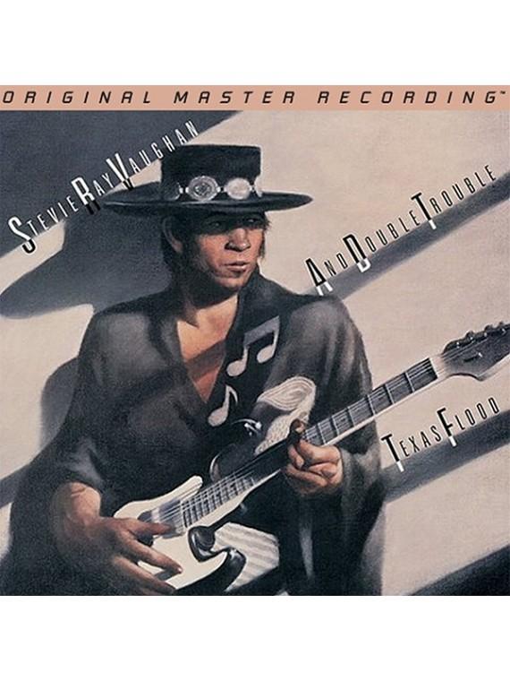 Stevie Ray Vaughan and Double Trouble Texas Flood SACD
