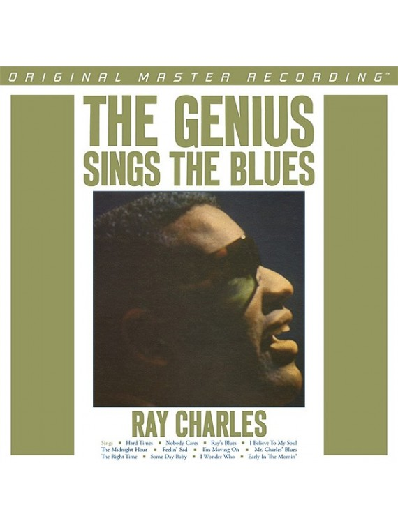 Ray Charles  The Genius