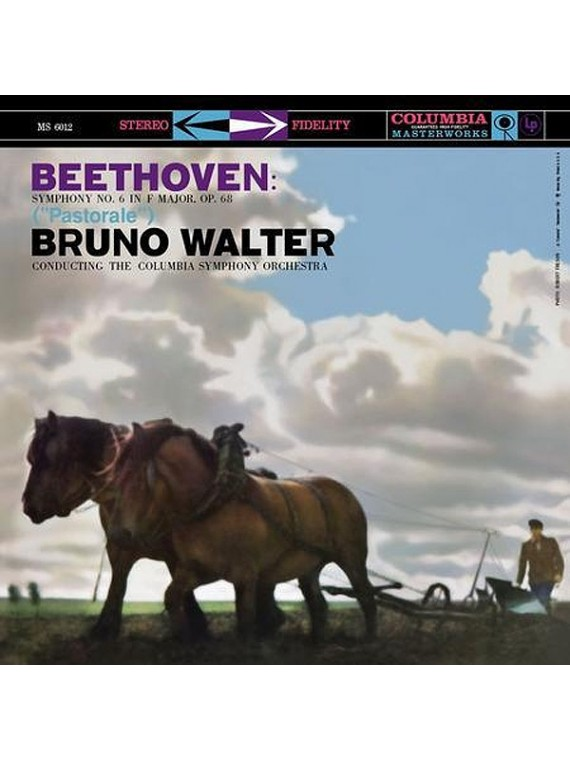 "Bruno Walter - Beethoven  Symphony No. 6  ""Pastorale"""