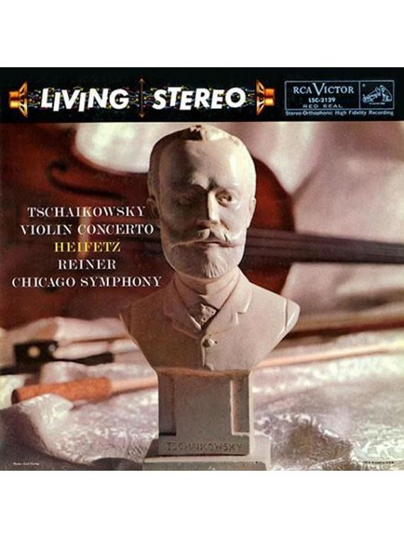 Jascha Heifetz  Tchaikovsky  Violin Concerto