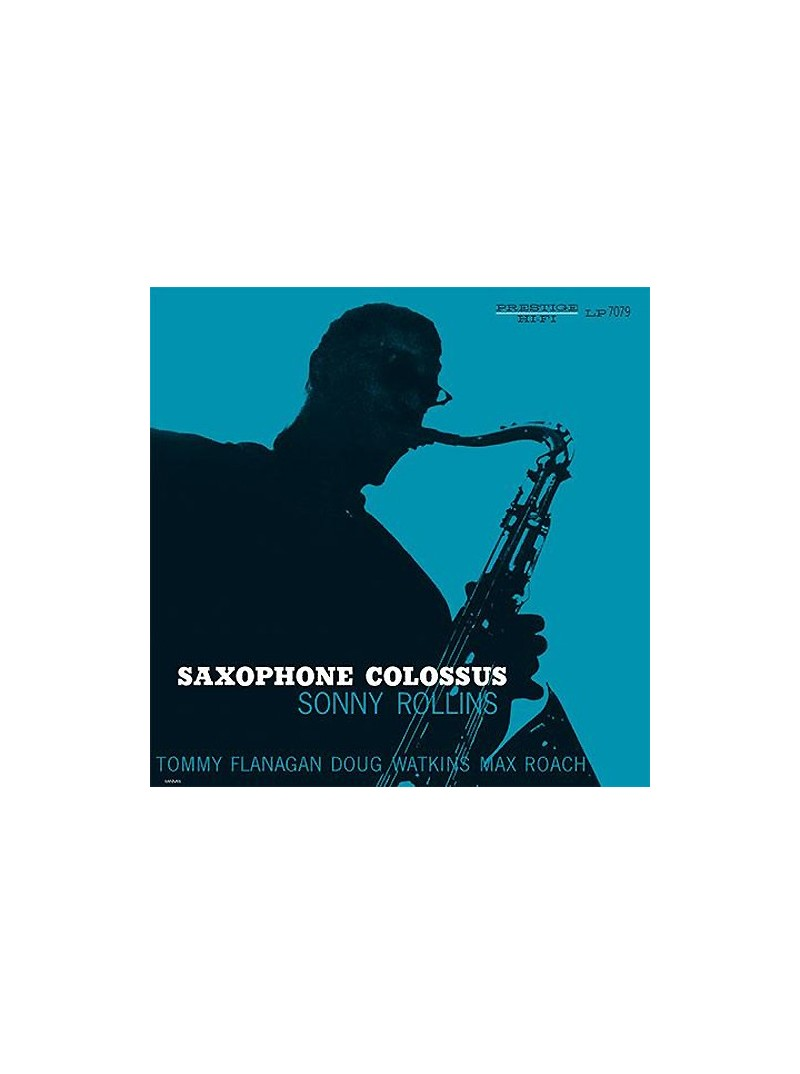 Sonny Rollins Saxophone Colossus