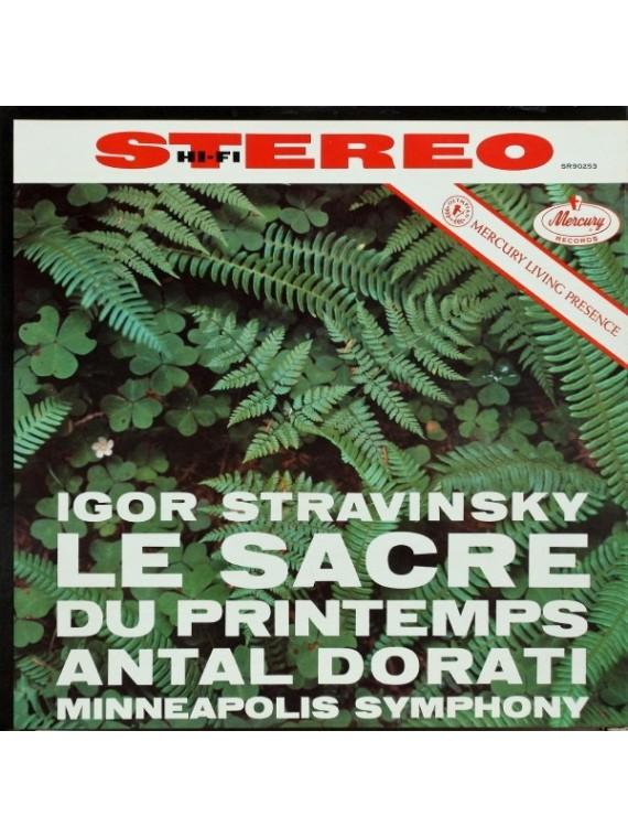 Stravinsky  Le Sacre Du Printemps  Anton Dorati