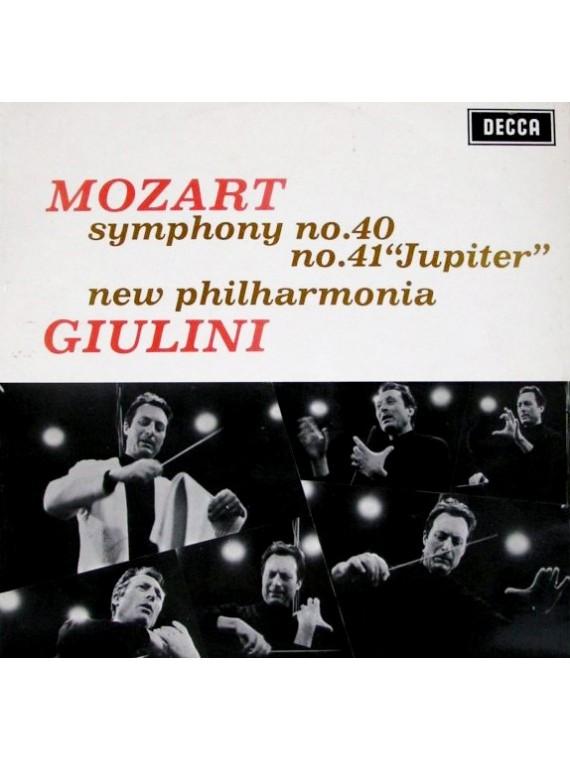 Mozart  Symphonies Nos. 40 & 41