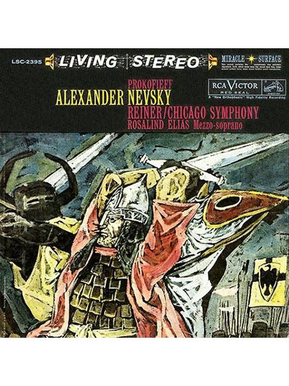 Prokofiev Alexander Nevsky Fritz Reiner