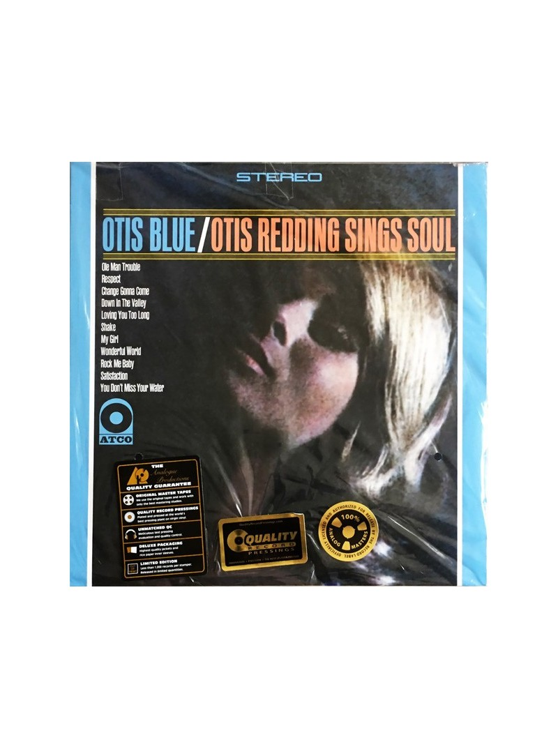 Otis Redding ‎– Otis Blue / Otis Redding Sings Soul
