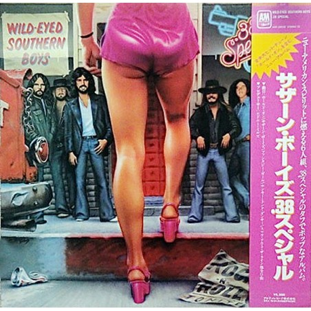 38 Special – Wild-Eyed Southern Boys