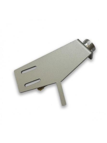 """Porte-cellule pour bras en """"S"""" avec monture Ortofon/SME"""