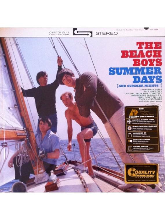 The Beach Boys - Summer Days (And Summer Nights!!) (mono)