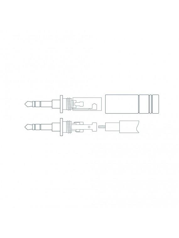 Element Metik  mini jack - mini jack (0.75m)