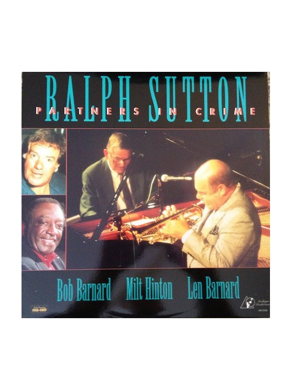 Ralph Sutton – Partners In Crime