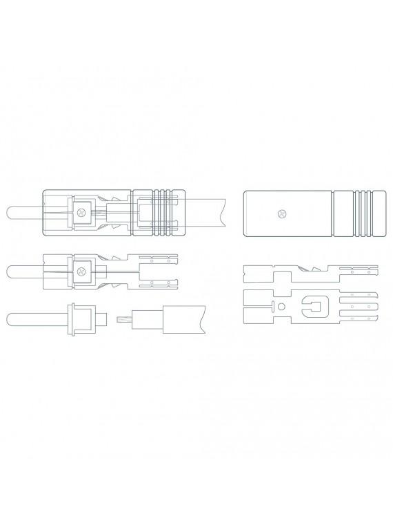 Element Metik 3.5 - RCA (2m)