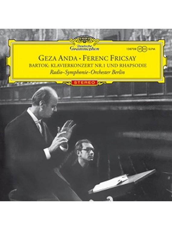 Bartok Piano Concerto No. 1 Fricsay