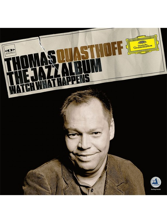 Thomas Quasthoff ‎– The Jazz Album (Watch What Happens)