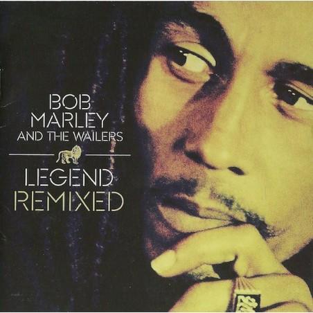 Bob Marley & The Wailers Legend remixed