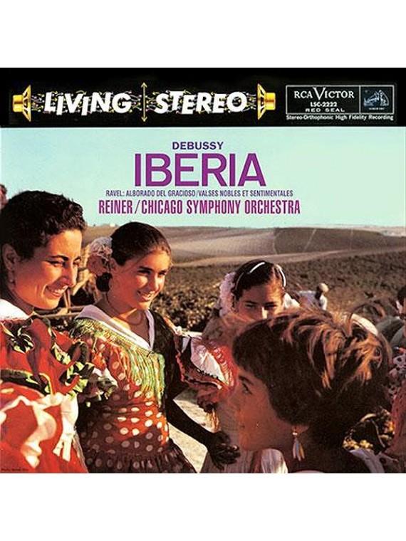 Debussy  Iberia / Ravel Alborada Del Graciosso  Reiner  Chicago Symphony Orchestra